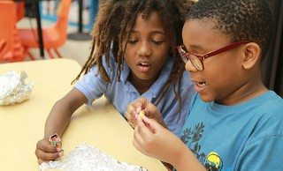 Science fund lets kids learn 3D printing