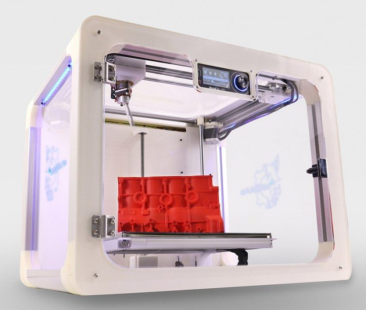 The new Airwolf AXIOM 3D printer now available at Becoming 3D