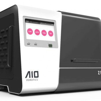 the all in one Zeus 3D printer for education