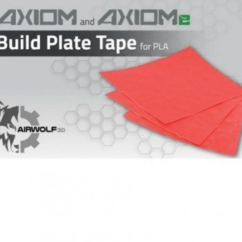 Build Plate Tape