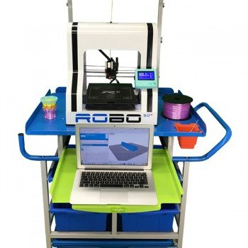 3D Printing STEM Education Kit for the Boys & Girls Clubs of America from Becoming 3D