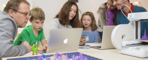 PrintLab International Working to Bring 3D Printing Labs to Classrooms Around the World