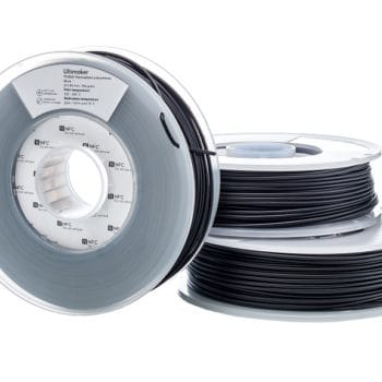 Ultimaker TPU 95a spool in black
