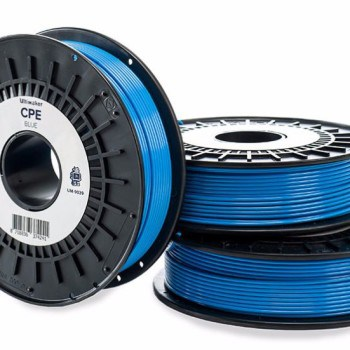 Ultimaker CPE Filament in blue
