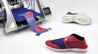 new 3d printed shoes will be environmentally friendly
