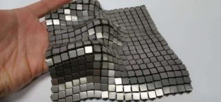 3D printed space fabric by NASA has many applications