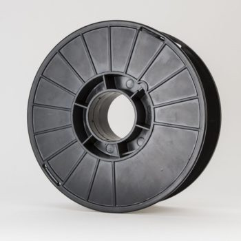 Front view of the Markforged Nylon filament spool