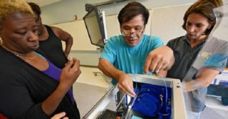 Florida teachers are learning 3d printing to help students